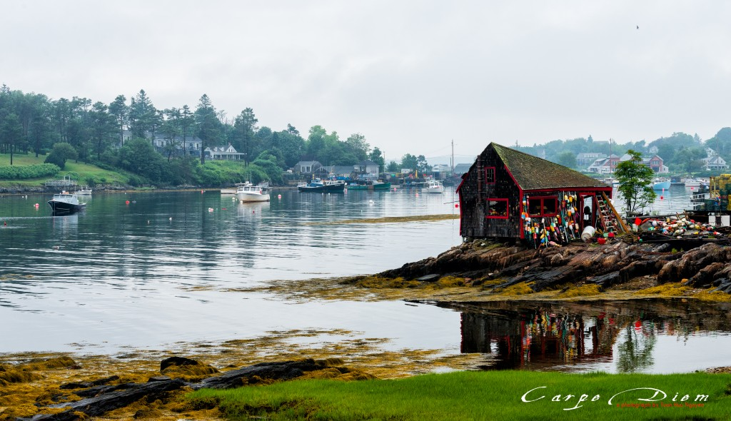 căn nhà lobster shack, Maine