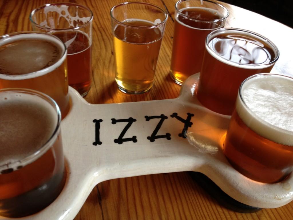 4 loại beer của quán Triple C