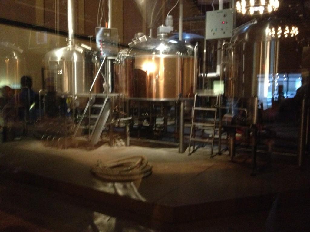 Máy làm beer sau tiệm