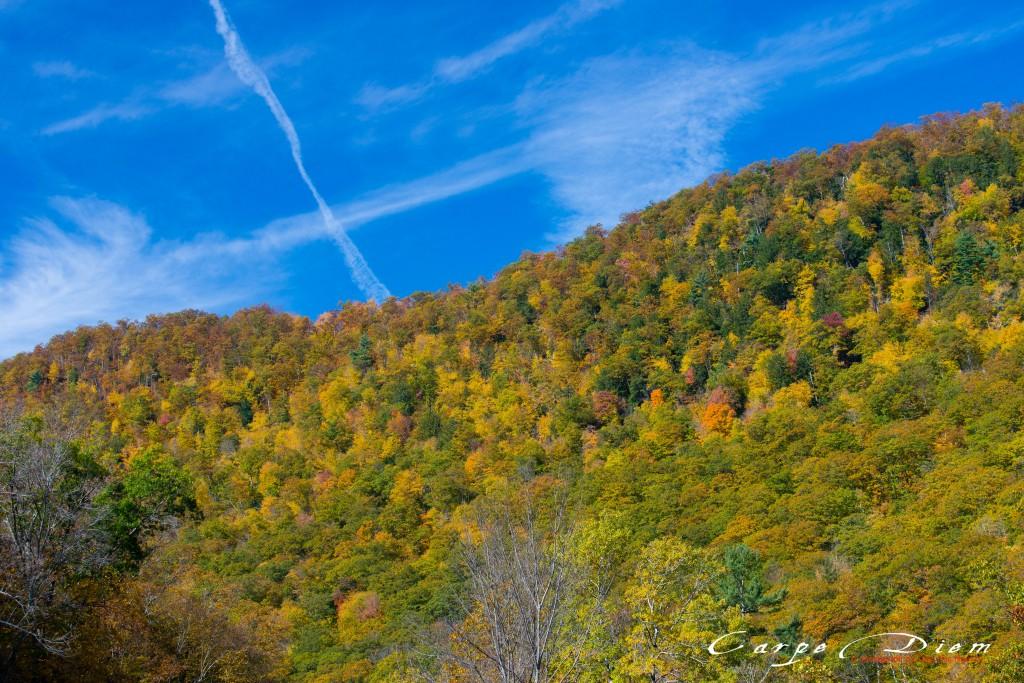 Màu Thu giữa trời xanh, Mohawk Trail, MA
