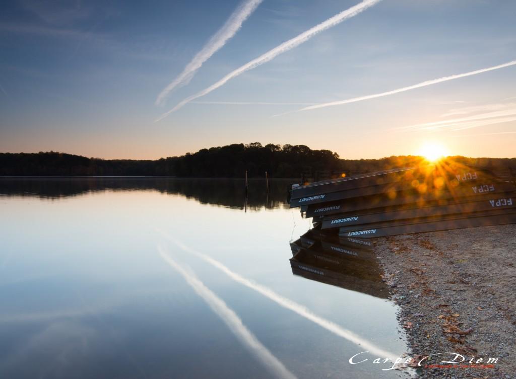 Sáng, Burke Lake, Burke, Virginia