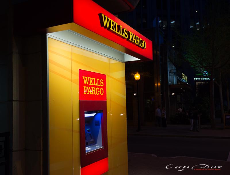 ATM, Charlotte, NC