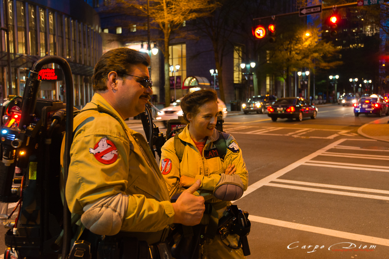 Ghostbuster, Charlotte, NC