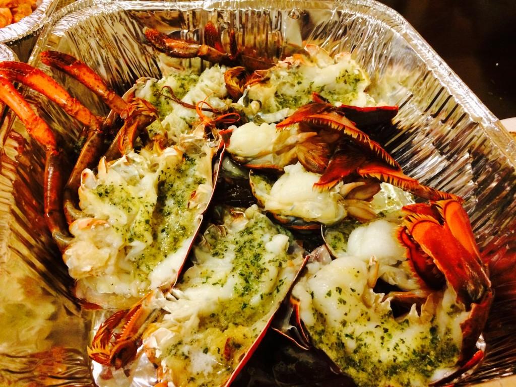 Lobster ở nhà