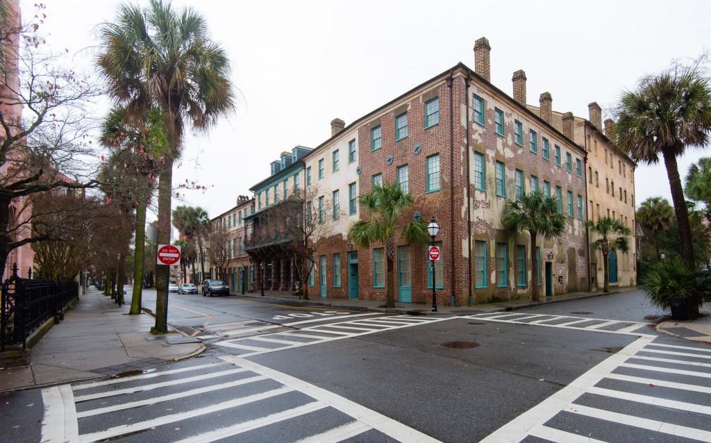 Phố cổ Charleston, SC