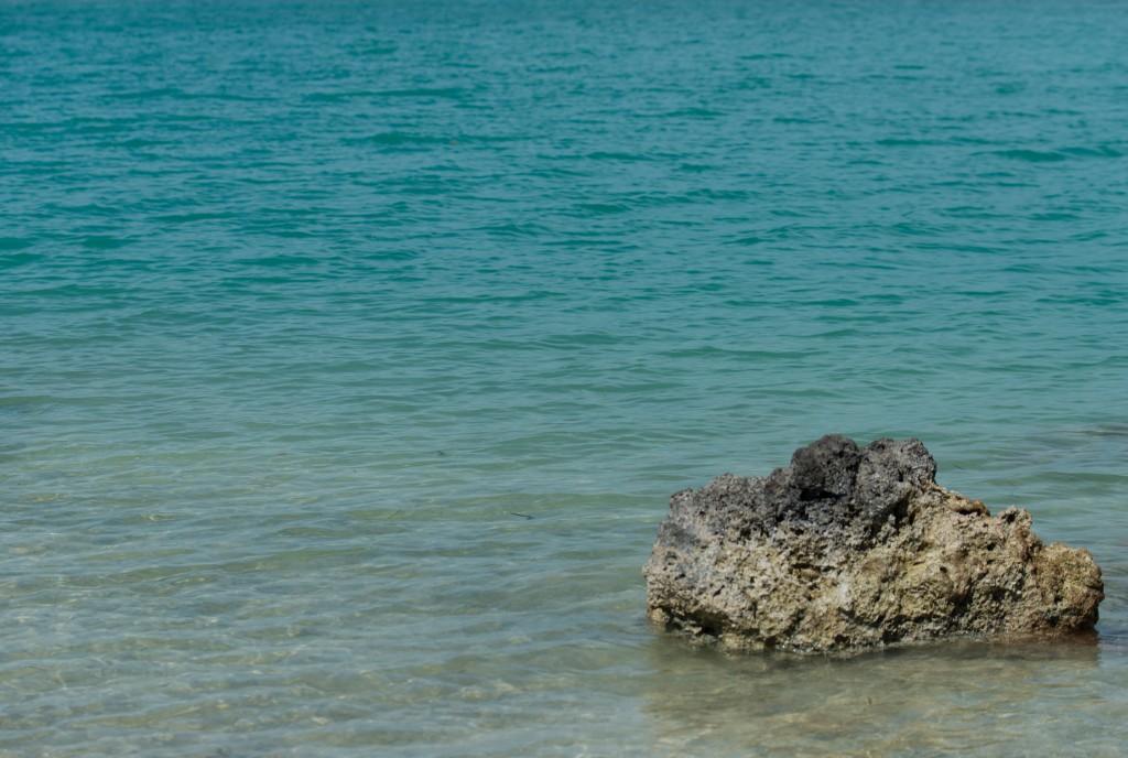 Biển xanh