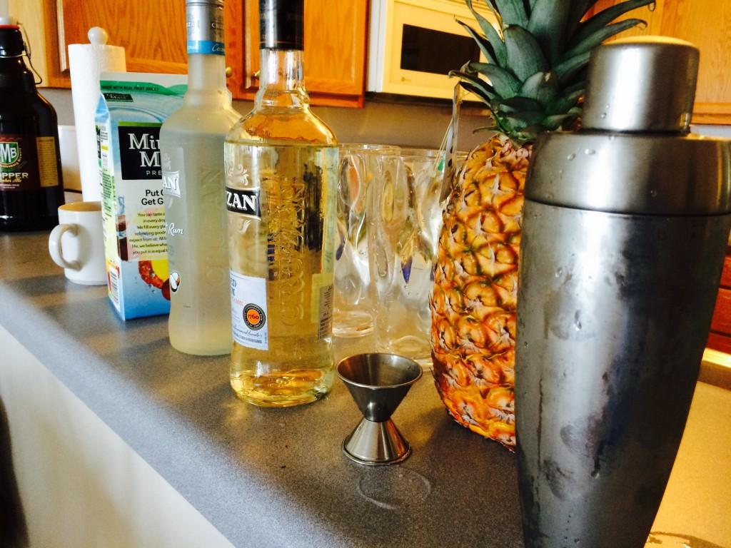 Mixed drinks, Carolina Beach