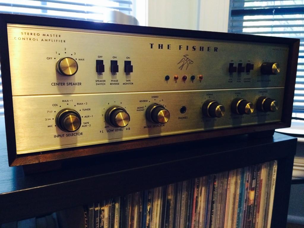 Fisher X-202-B