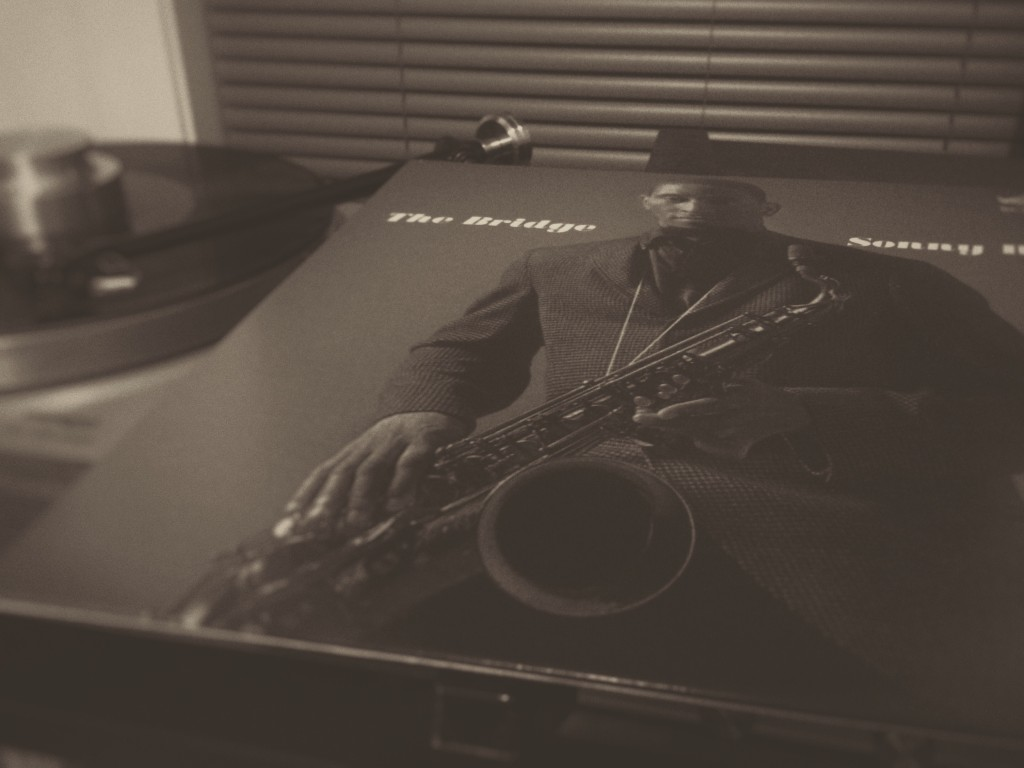 Sonny Rollins và những bài Jazz của 1 thời.
