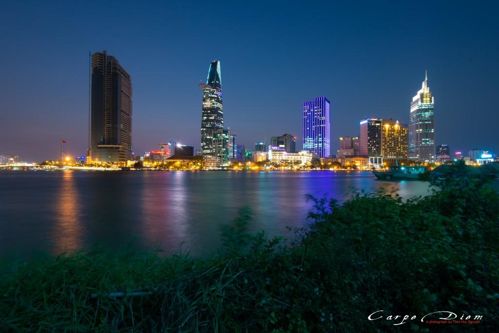 Sài Gòn vào đêm