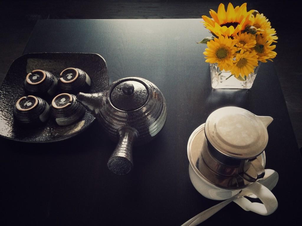 Cafe thơm ngon nhưng thiếu bạn hiền...