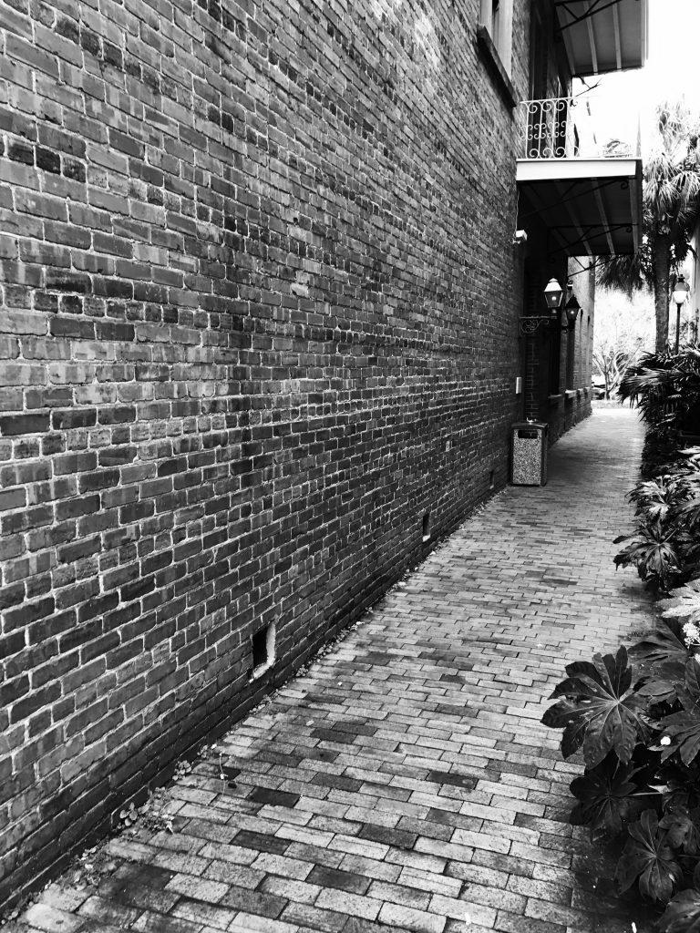 Con hẻm ở Charleston